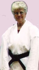 Instructor Betsy Toth