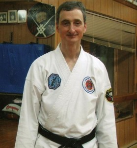 Instructor Barry Wake